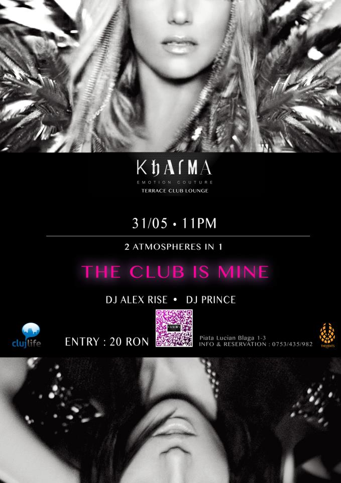The Club Is Mine @ Kharma Emotion Couture