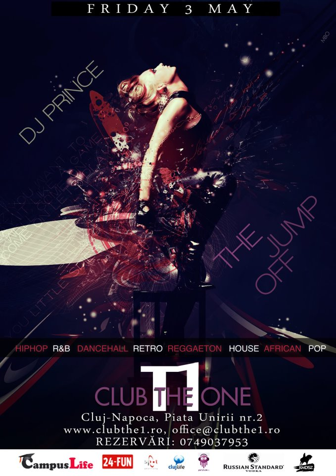 The Jump Off @ Club The One
