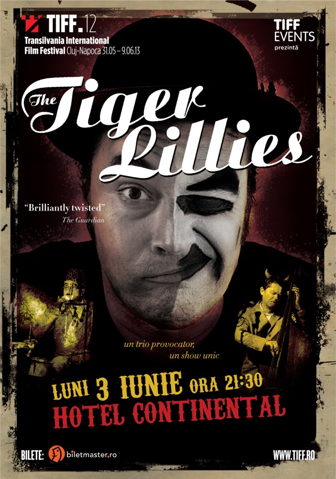 The Tiger Lillies @ Hotel Continental