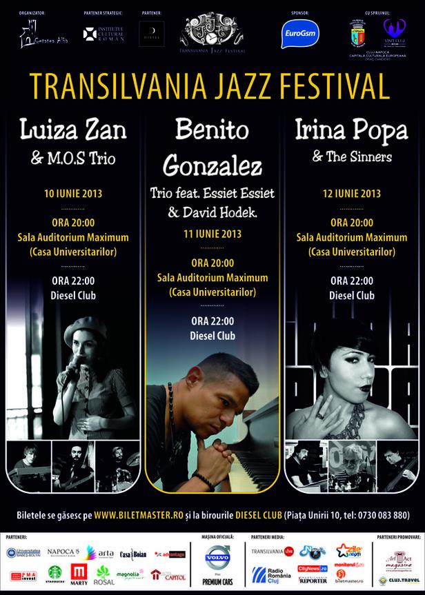 Transilvania Jazz Festival 2013