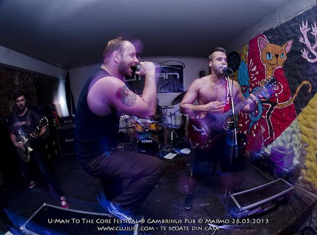 Poze: U-Man To The Core Festival @ Gambrinus Pub