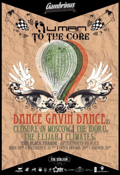 U-Man To The Core Festival
