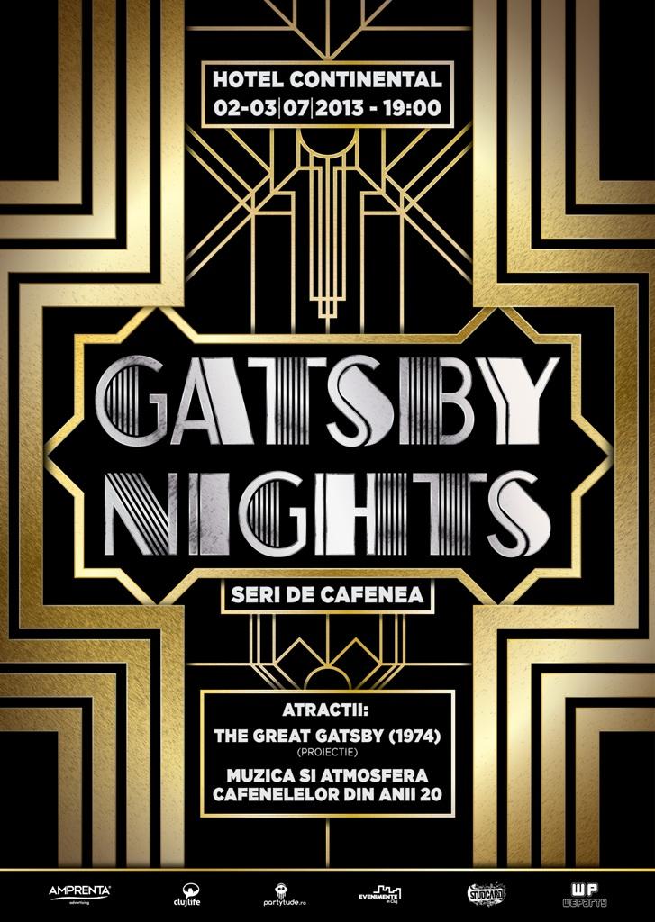 Gatsby Nights @ Hotel Continental