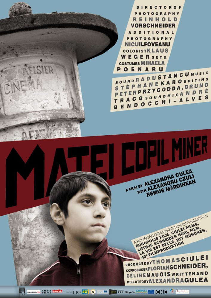 AM VĂZUT LA TIFF: Matei, copil miner