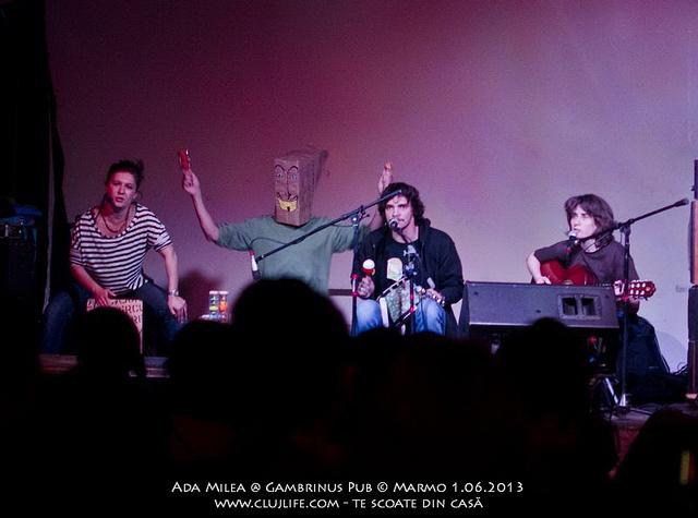 Poze: Ada Milea & Bobo Burlacianu @ Gambrinus Pub