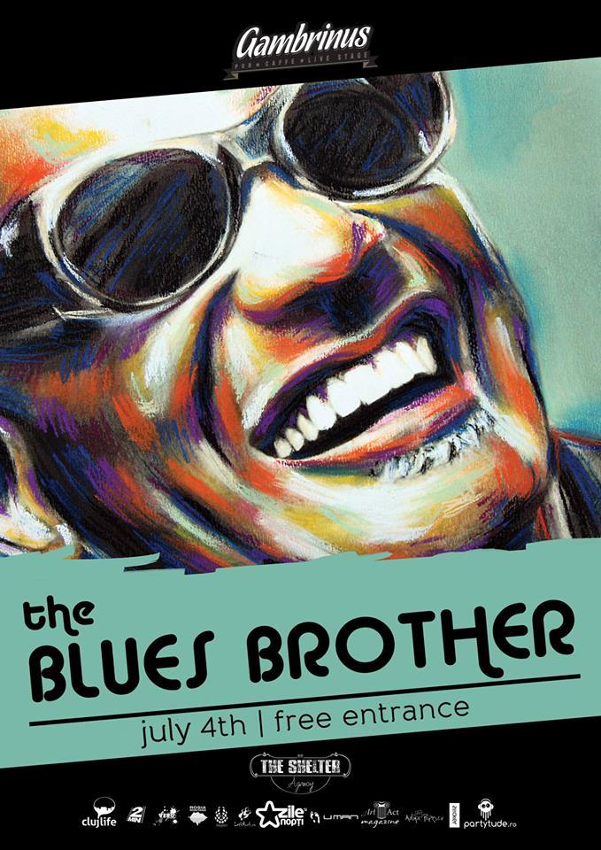 The Blues Brother @ Gambrinus Pub