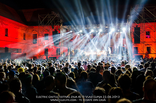 Poze: Electric Castle Festival – ziua #2 (part2)