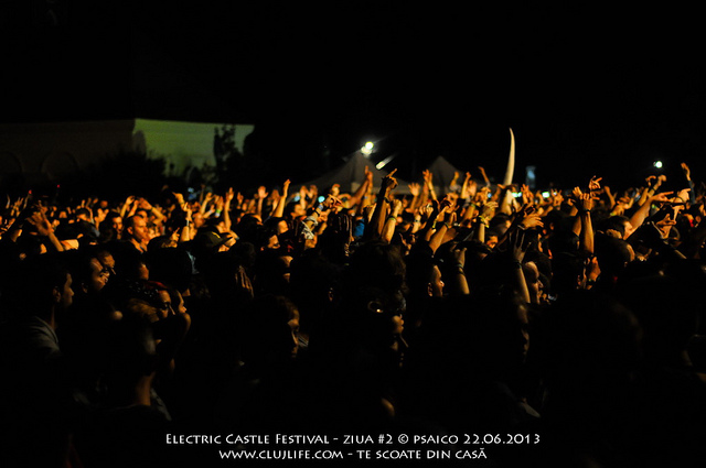 Poze: Electric Castle Festival – ziua #2
