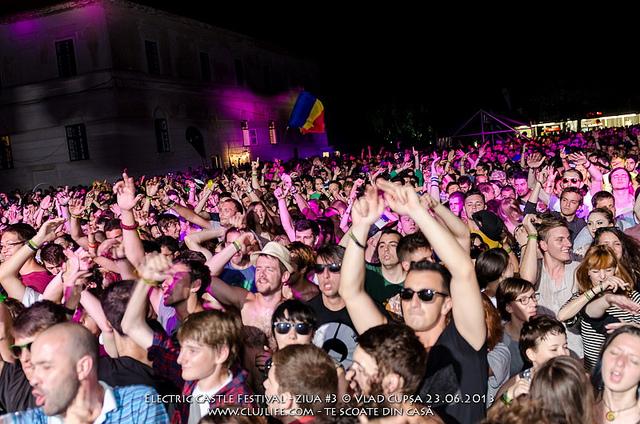 Poze: Electric Castle Festival – ziua #3