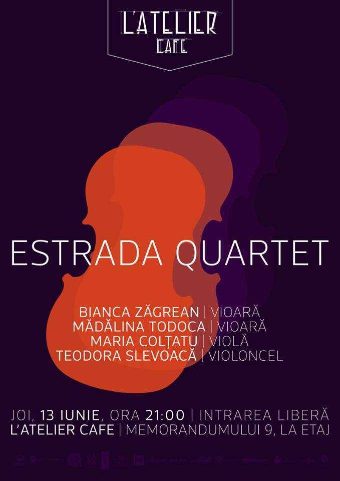 Estrada Quartet @ L'Atelier Cafe