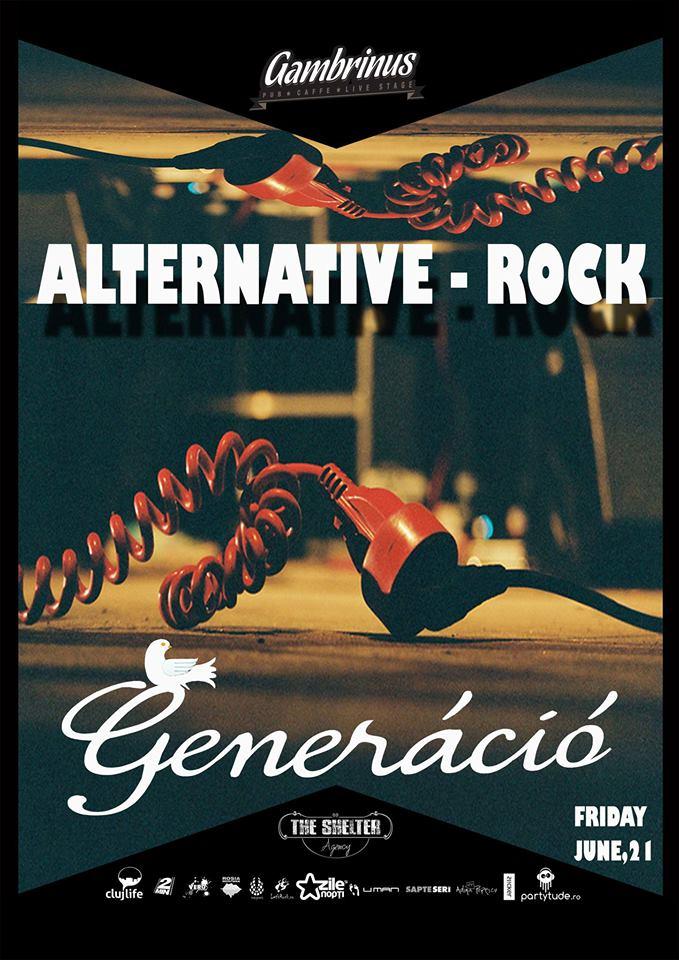 Alternativ-Rock @ Gambrinus Pub