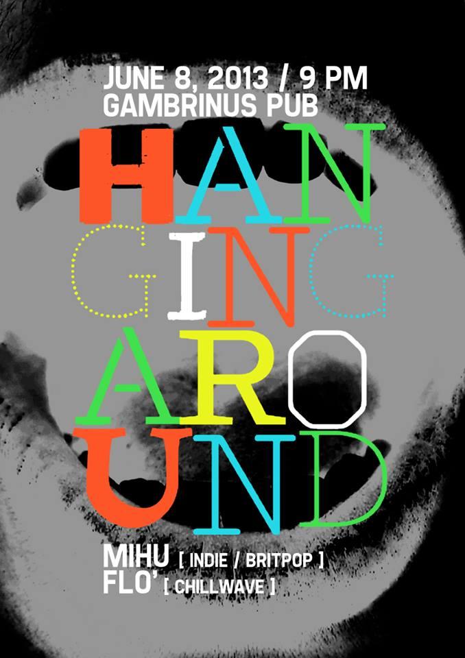 Hanging Around @ Gambrinus Pub