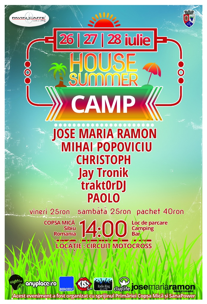 House Summer Camp @ Copsa-Mica