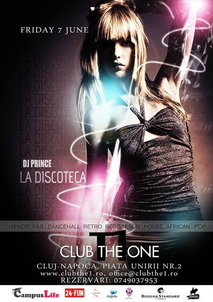 La Discoteca @ Club The One