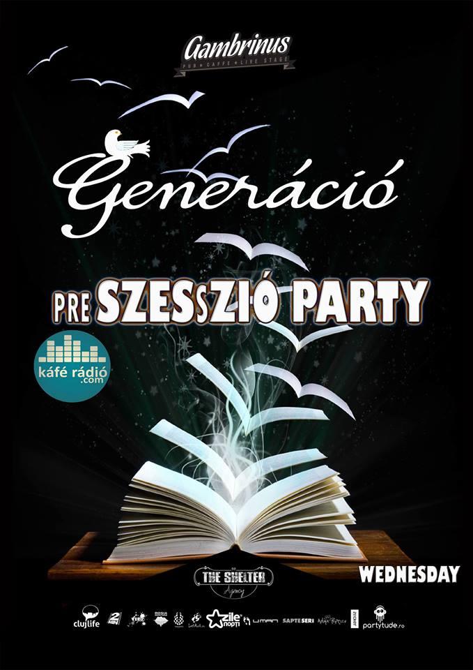 Pre Szesszio Party @ Gambrinus Pub
