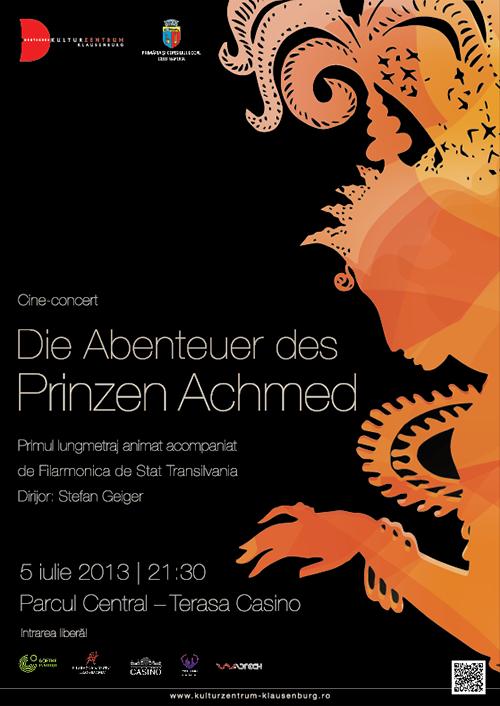 Aventurile Prinţului Achmed @ Cladirea Casino