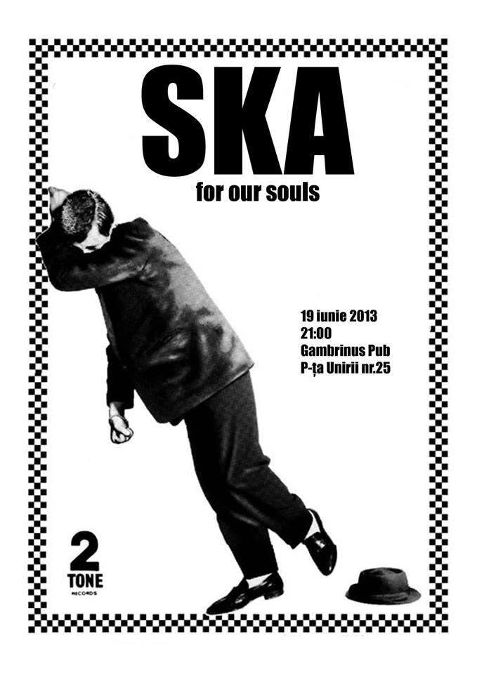 SKA for our souls @ Gambrinus Pub
