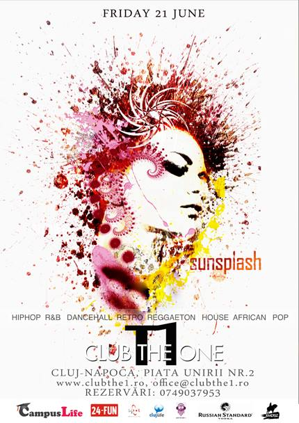 Sunsplash @ Club The One