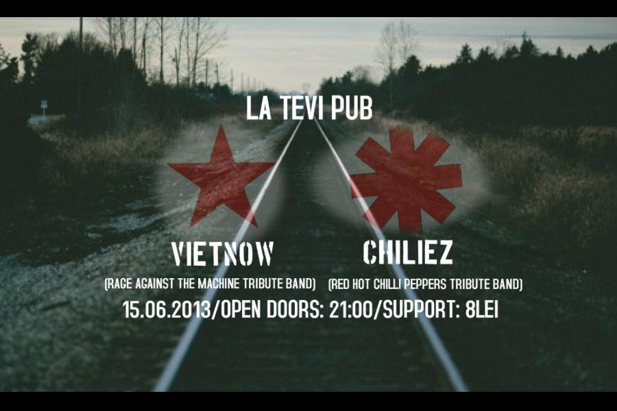 Vietnow / Chiliez @ La Tevi Pub