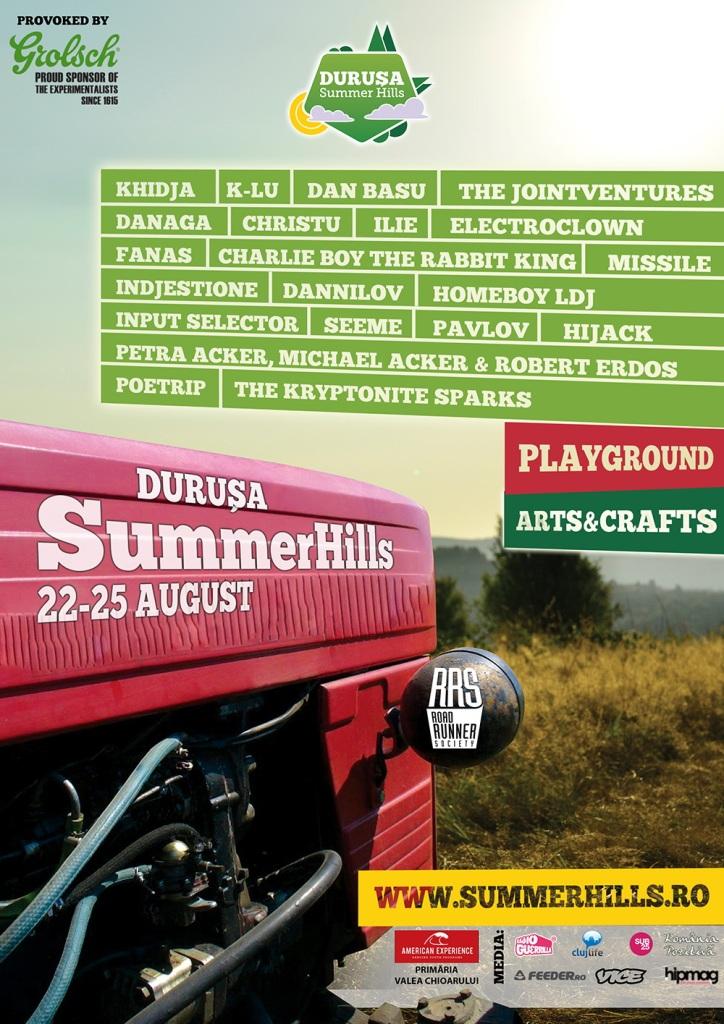 Durușa SummerHills 2013
