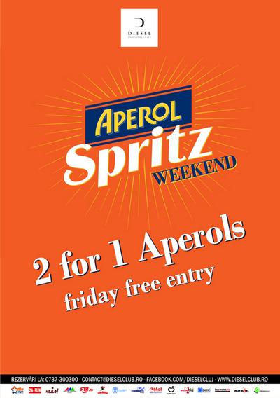 Aperol Spritz Weekend @ Club Diesel