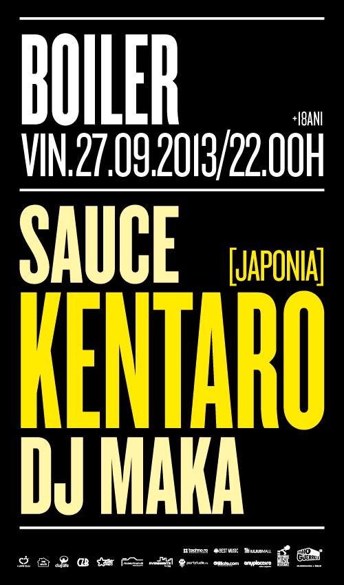 DJ Kentaro @ Boiler Club