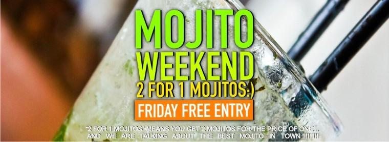 Mojito Weekend