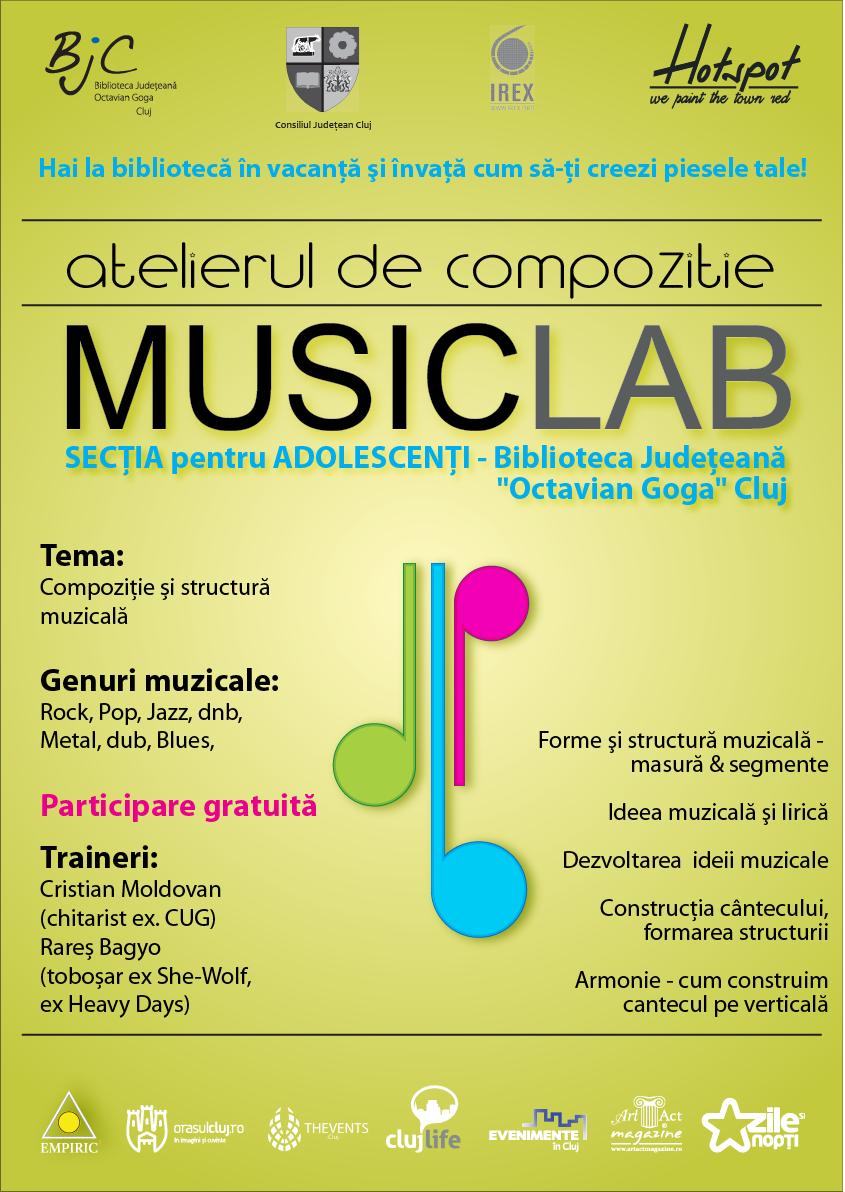MusicLAB @ BCJ