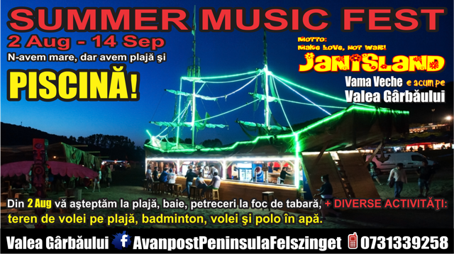 Summer Music Event @ Janis Land
