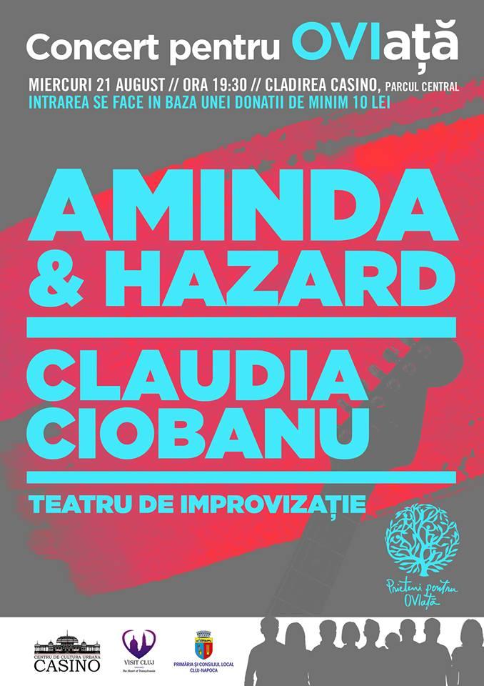 Concert pentru OVIata @ Cladirea Casino