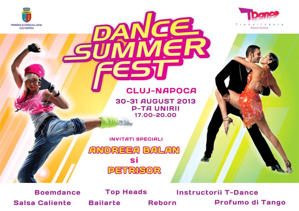 Dance Summer Fest @ Piata Unirii