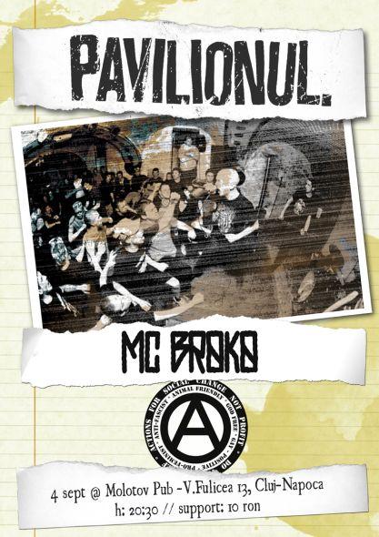 Pavilionul @ Molotov Pub