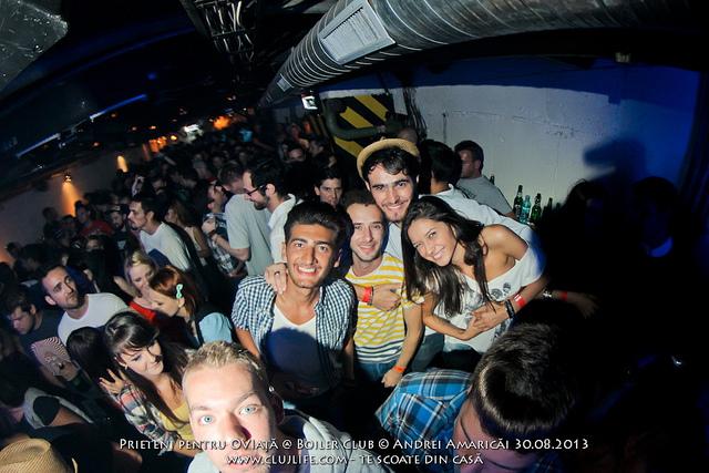 Poze: Prieteni pentru OVIaţă @ Boiler Club