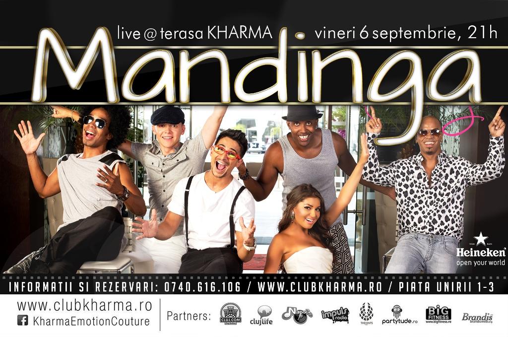 Mandinga @ Kharma Emotion Couture