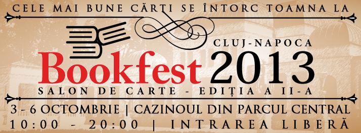 Bookfest @ Cladirea Casino