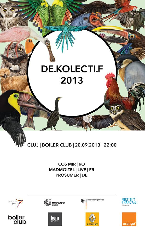 Dekolectif @ Boiler Club