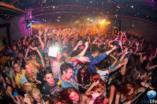 Poze: Electric Castle Promo Party @ Cluj Arena