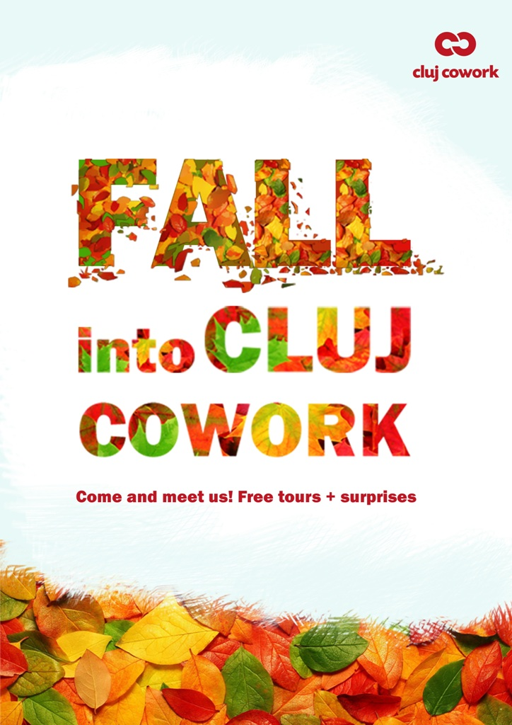 Fall into Cluj Cowork