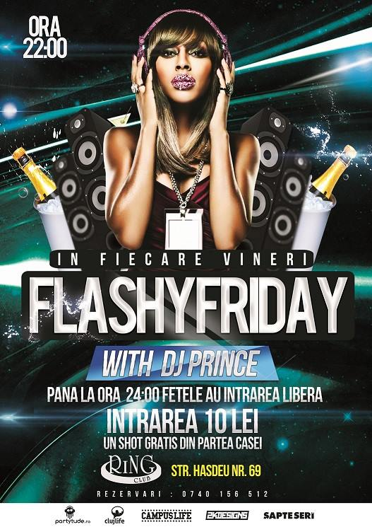 Flashy Fridays @ Club Ring