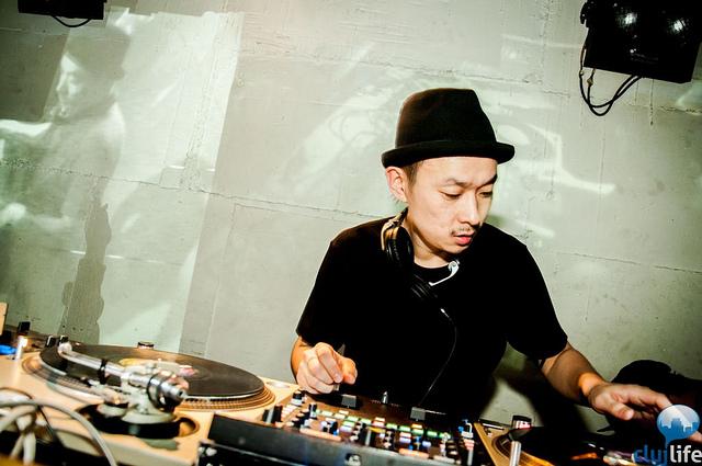 Poze: DJ Kentaro @ Boiler Club