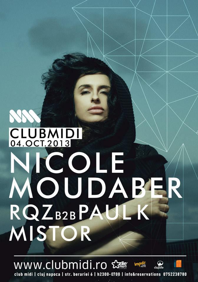 Nicole Moudaber @ Club Midi