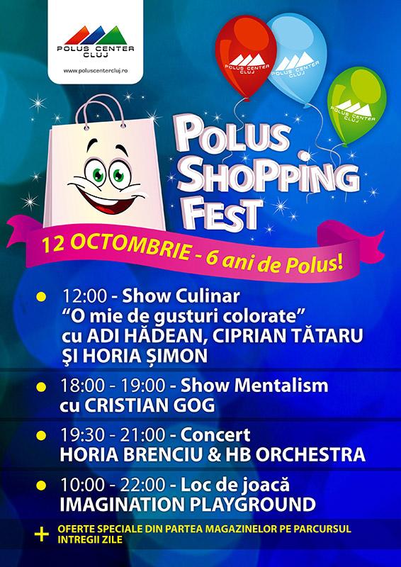 Polus Shopping Fest @ Polus Center