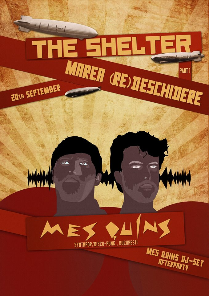 The Shelter – Marea (re)deschidere