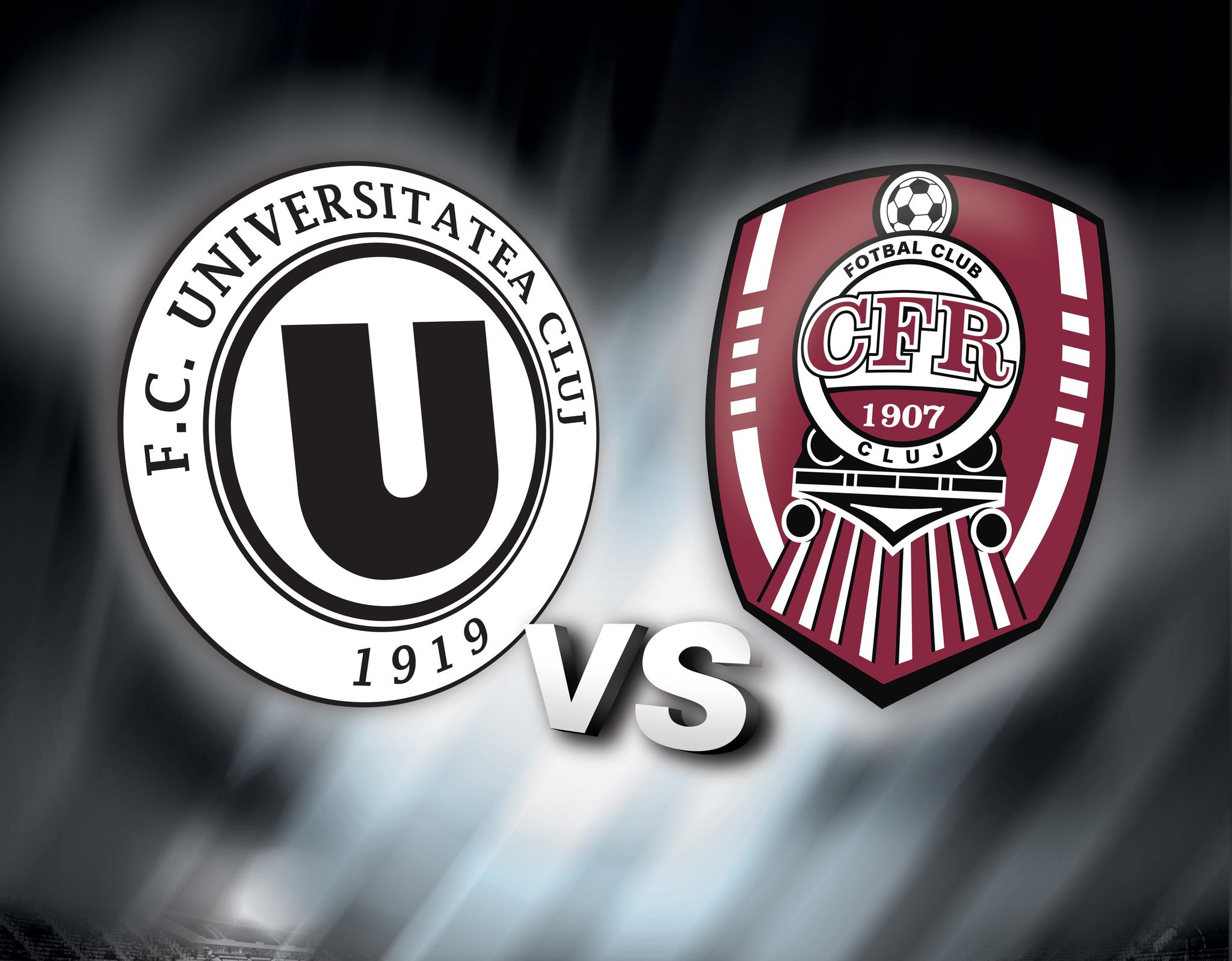 Universitatea Cluj vs. CFR 1907 Cluj @ Cluj Arena