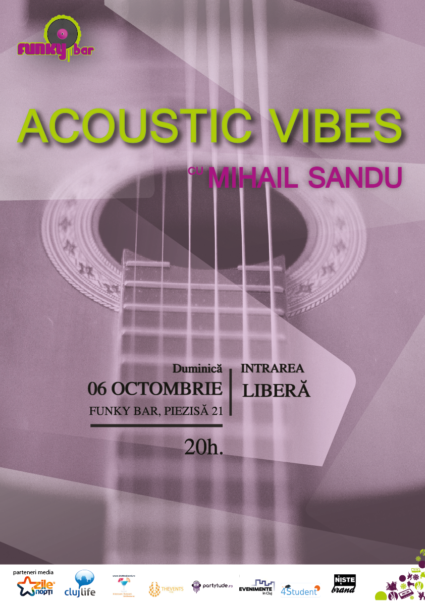 Acoustic Vibes @ Funky Bar