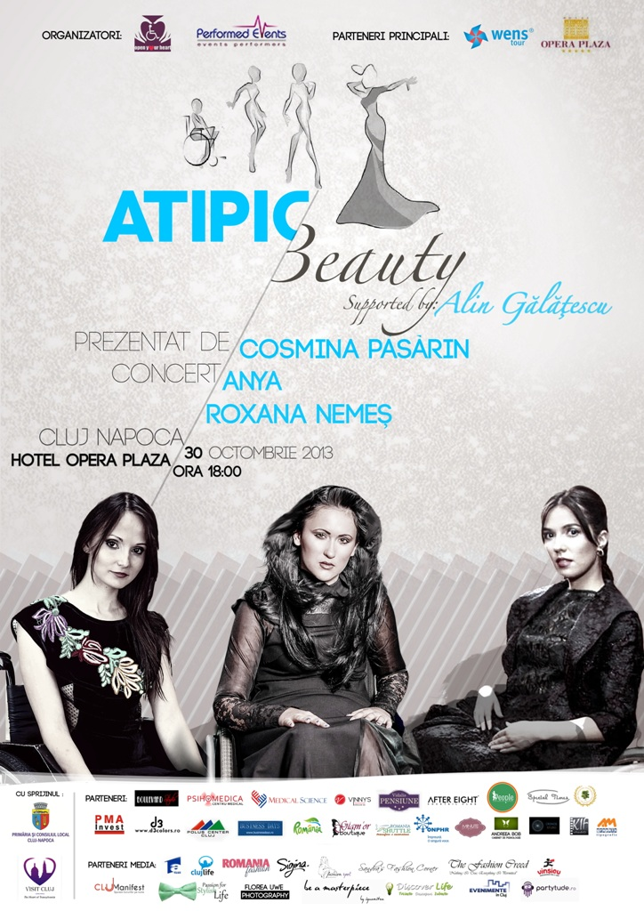 Atipic Beauty @ Opera Plaza