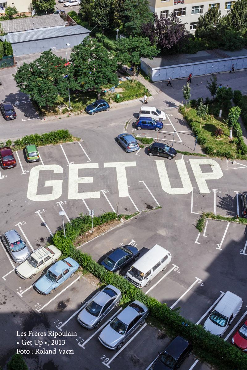 Get Up @ Fabrica de Pensule