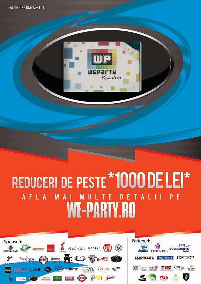 We Party Card