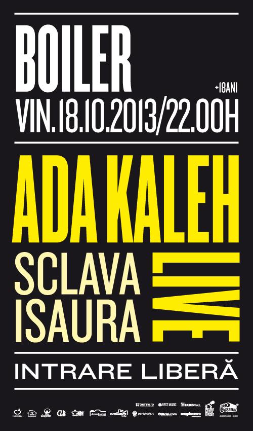 Ada Kaleh / Live Showcase @ Boiler Club