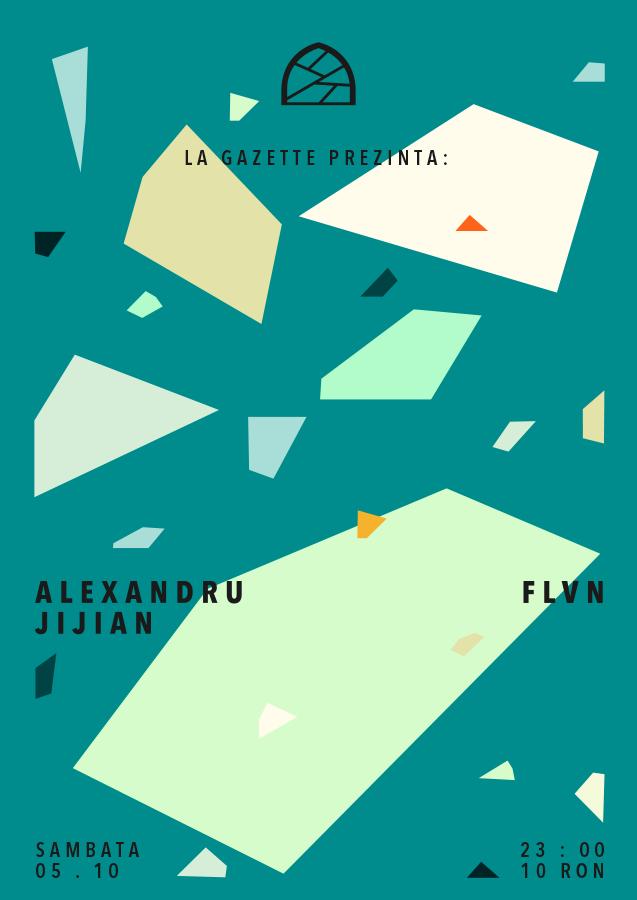 Alexandru Jijian @ La Gazette